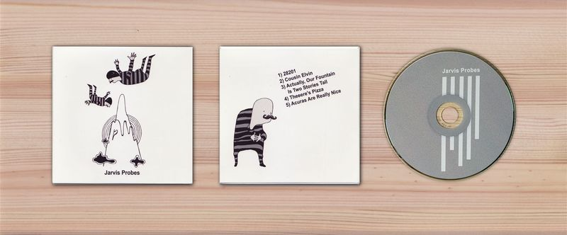 Jarvis cd artwork photo